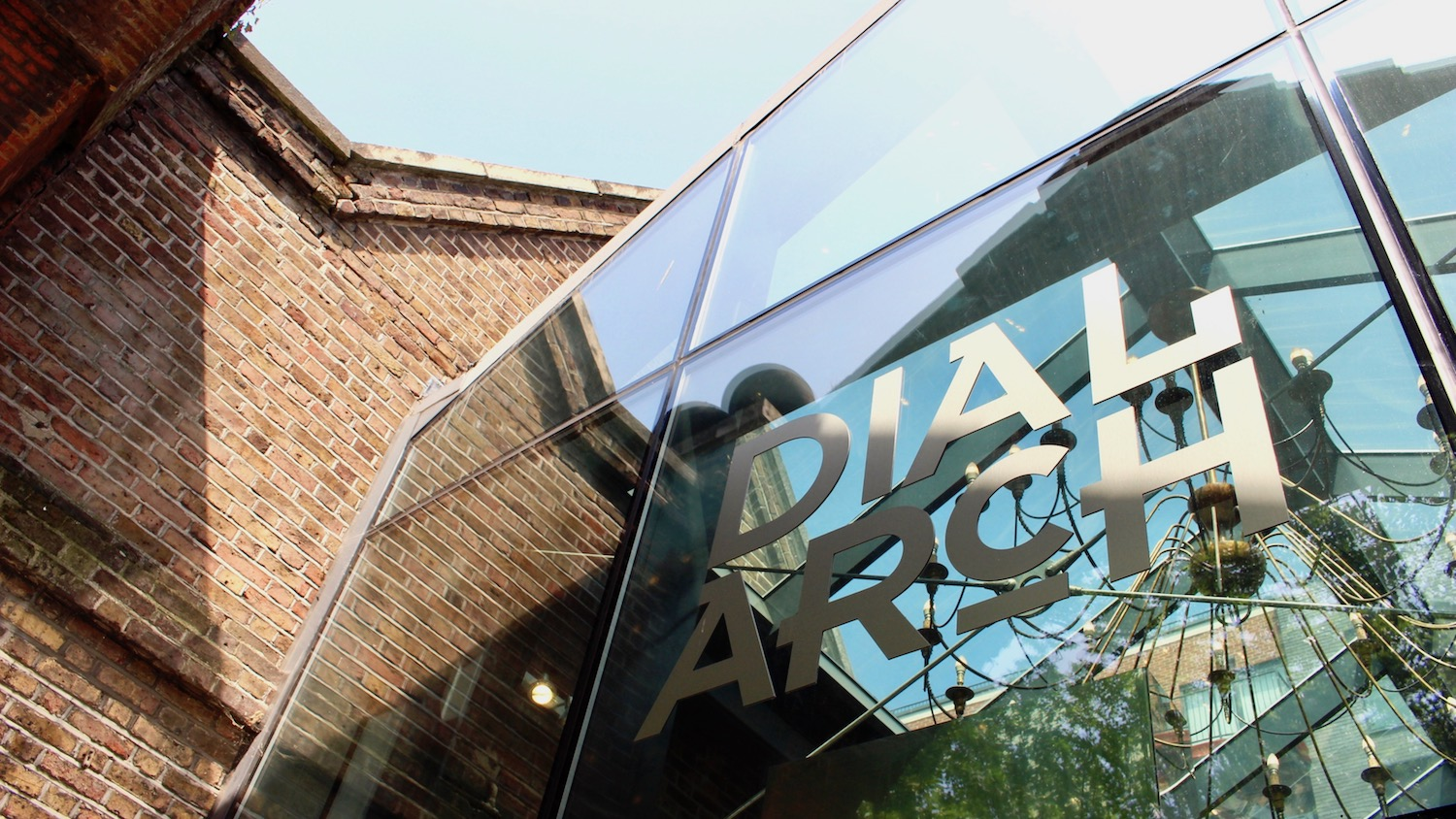 Dial Arch Book A Table Or Get In Touch With Any Questions